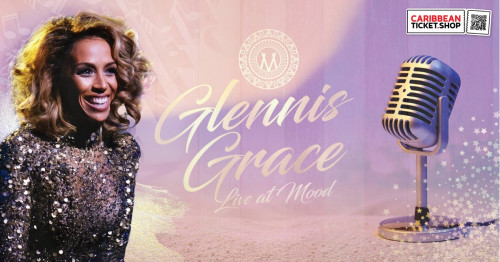 Glennis Grace LIVE at MOOD