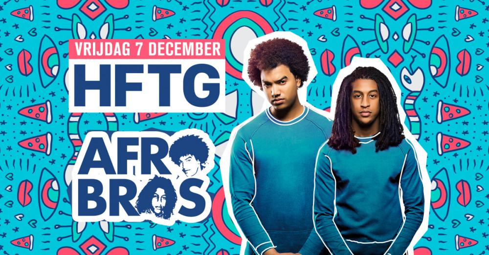 HFTG met Afrobros