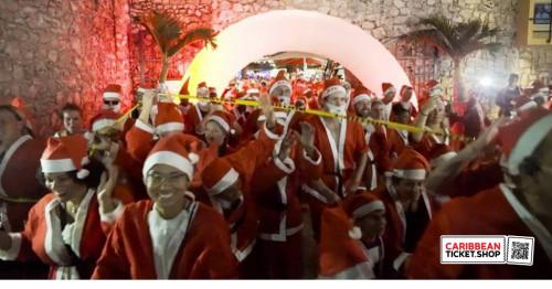Curaçao Santa Run