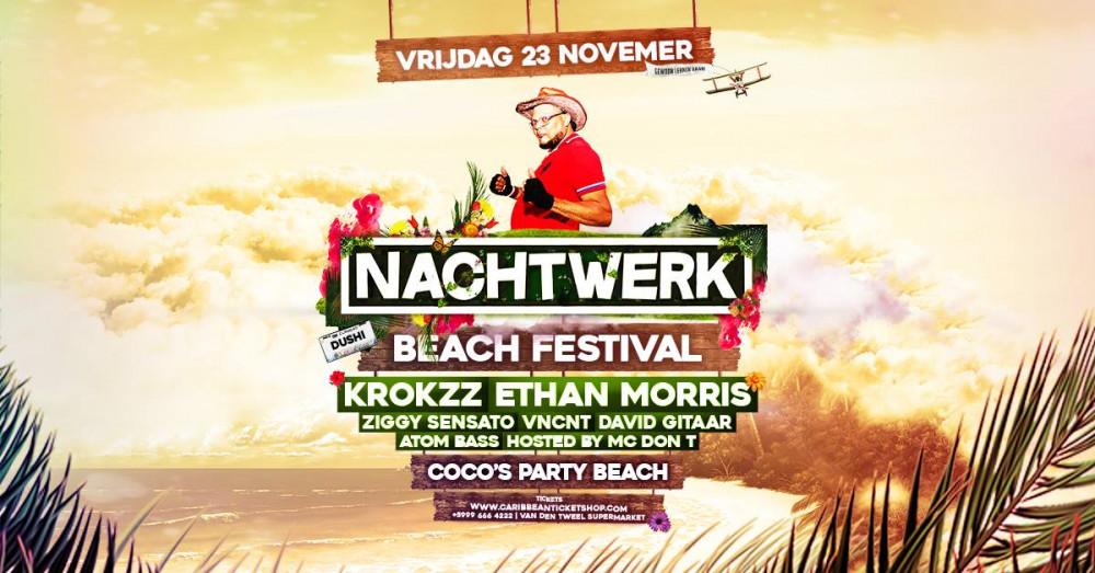 Nachtwerk Beach Festival