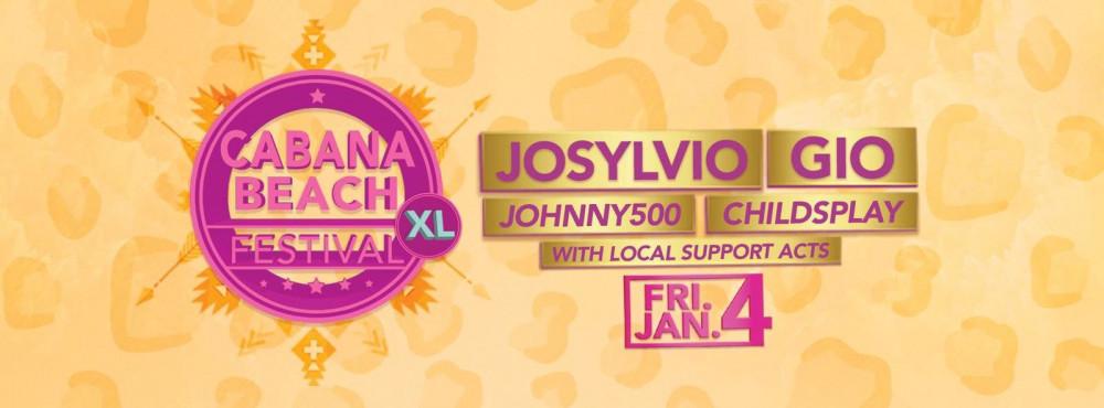 Cabana Beach Festival XL