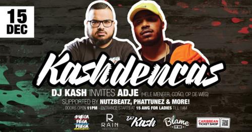 KashDenCas : DJ Kash Invites ADJE!