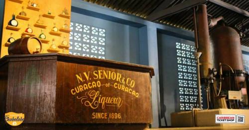 Curaçao Liqueur Distillery Tour