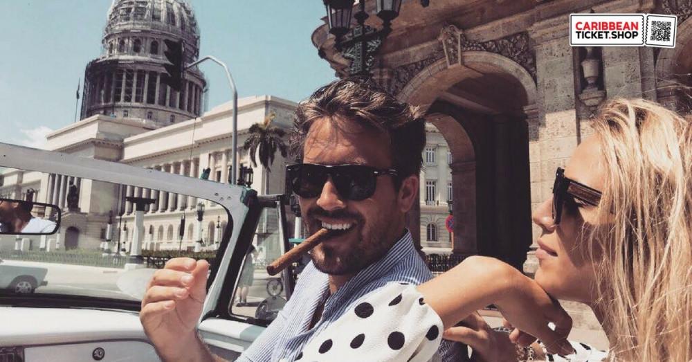Oldtimer Ride Cuba