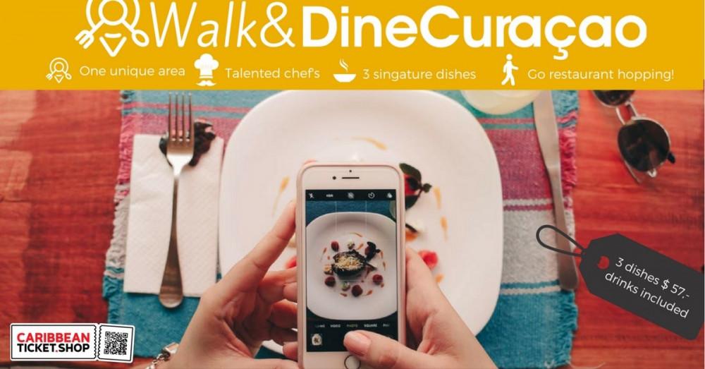 Walk & Dine