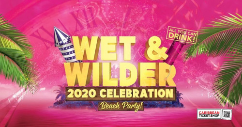 Wet & Wilder 2020 Celebration