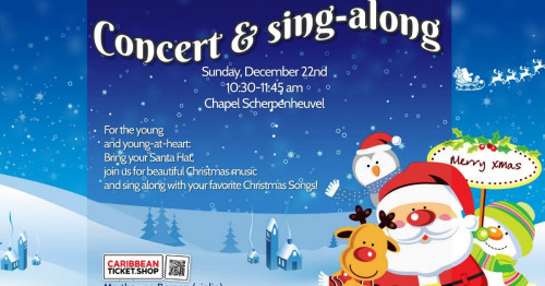 Family Christmas Concert Sing-along