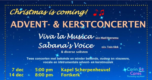 Advent Christmas Concert 14/12