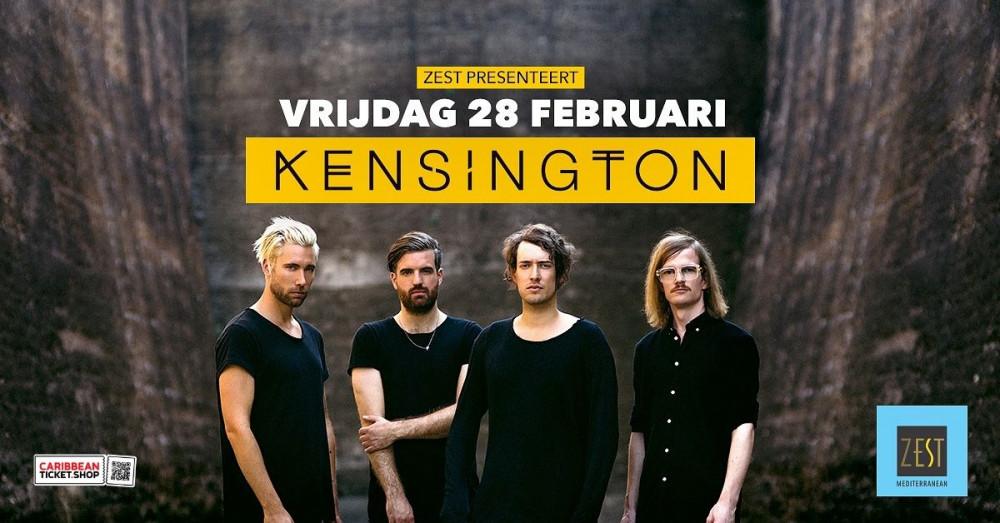Kensington Live in Concert