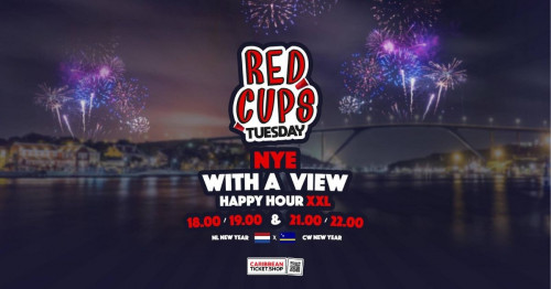 Red Cups Tuesday NYE Edition