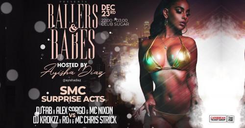 Ballers & Babes hosted by Ayisha Diaz