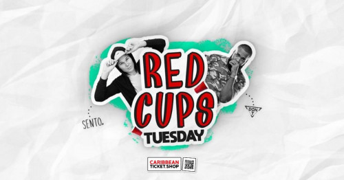 Red Cups Tuesday 24/12
