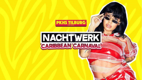Nachtwerk Caribbean Carnaval in Tilburg