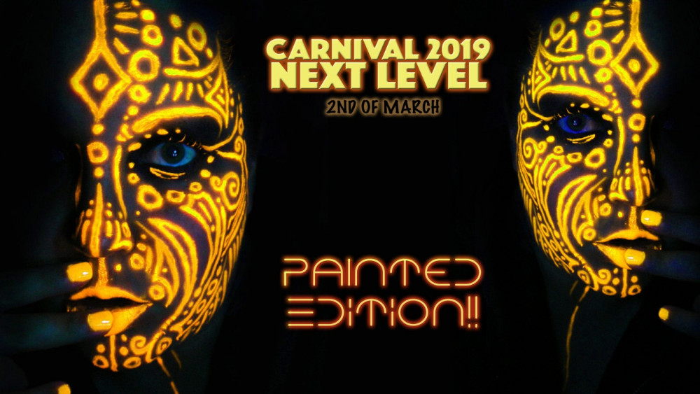 Carnival 2019 Painted edition