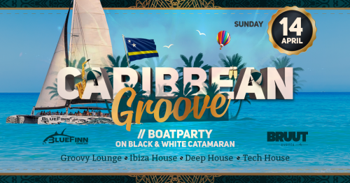 Caribbean Groove Boatparty
