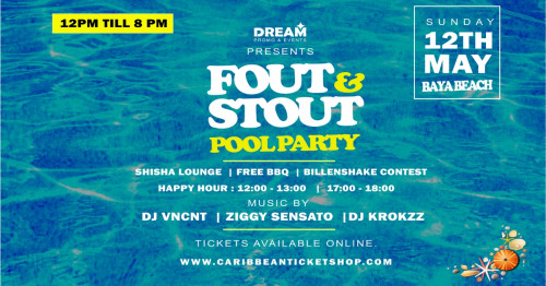 Fout & Stout Poolparty