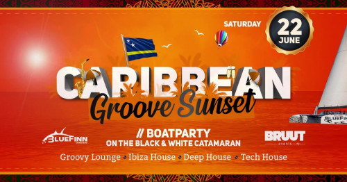 BRUUT Sunsets: Caribbean Groove