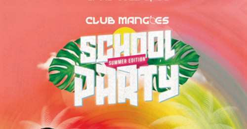 School Party Curacao - Summer Edition