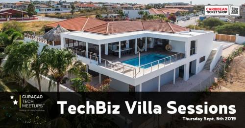 Curaçao Tech Meetups TechBiz Villa Sessions