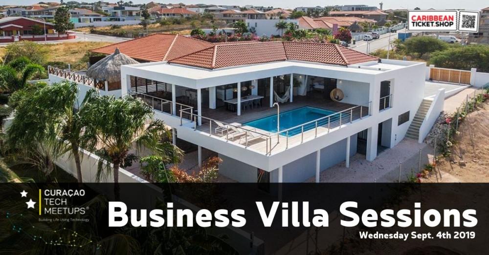 Curaçao Tech Meetups Business Villa Sessions