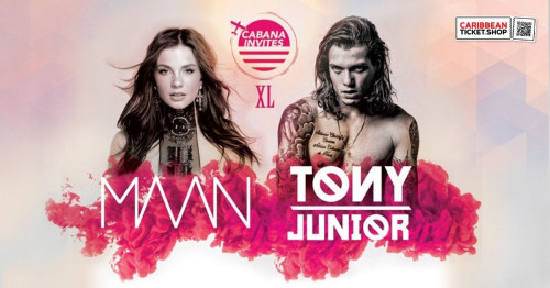 Cabana Invites XL: Maan & Tony
