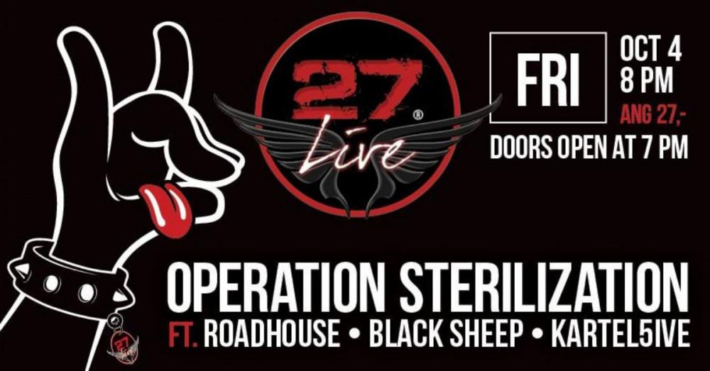 27 Doggy Style: Operation Sterilization