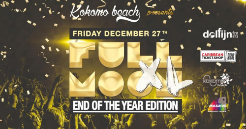 Full Moon Party *December 2019*