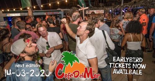 Café Del Mar Curaçao 2020