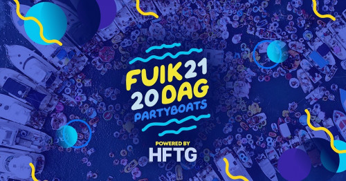Partyboat Fuikdag 2021