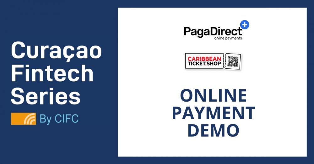 Curaçao FinTech Series - Online Payments Demo
