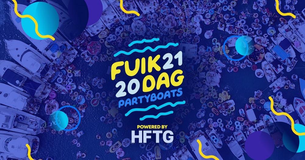 Partyboat Fuikdag 2021