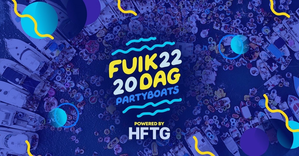 Partyboat Fuikdag 2022